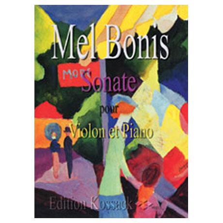 Bonis, M.: Violinsonate