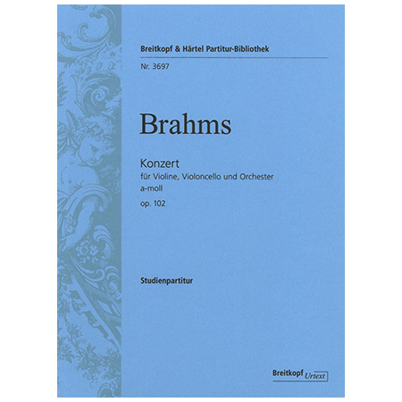 Brahms, J.: Violinkonzert D-Dur Op. 77