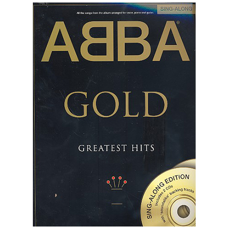Abba : Gold (+ 2 CD's)