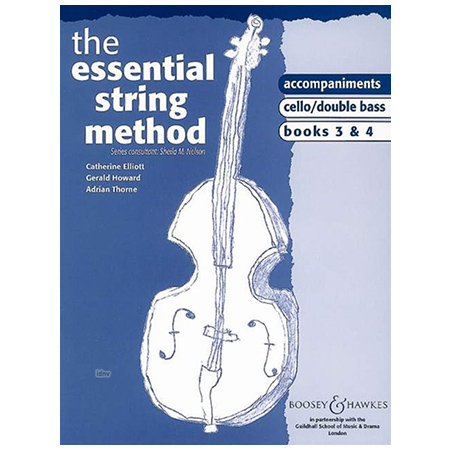 Nelson, S. M.: The Essential String Method Vol. 3 & 4 – Piano