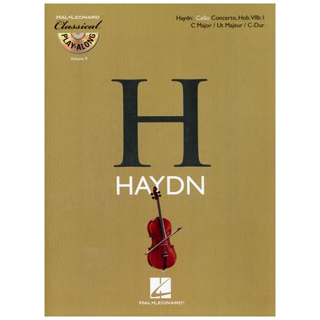 Haydn, J.: Konzert in C-Dur G 482 Hob. VIIb:1 (+CD)
