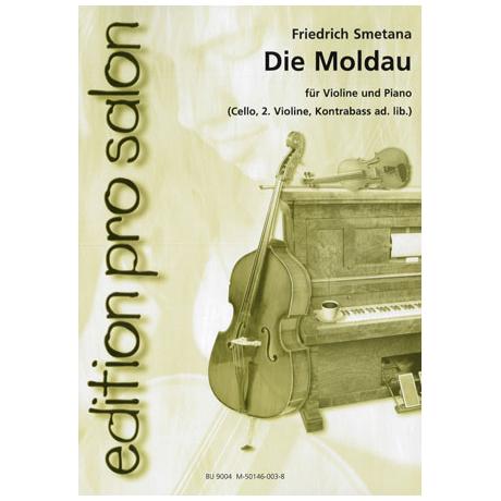 Smetana, F.: Die Moldau
