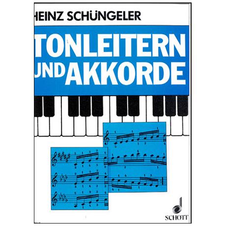 Heinz Schüngeler: Tonleitern und Akkorde