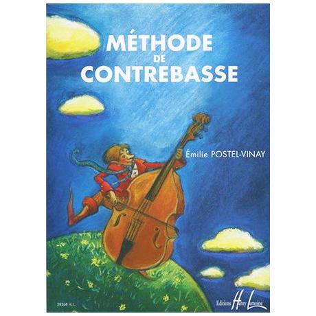 Postel-Vinay, Emilie: Méthode de contrebasse