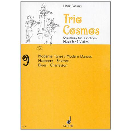 Badings, H. H.: Trio-Cosmos Nr. 9