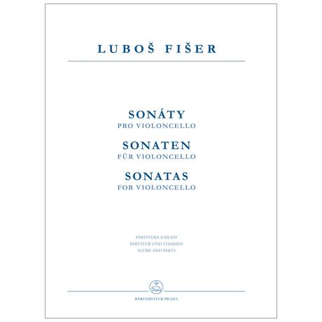 Fišer, L.: Sonaten für Violoncello