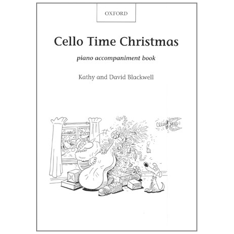 Blackwell: Cello Time Christmas