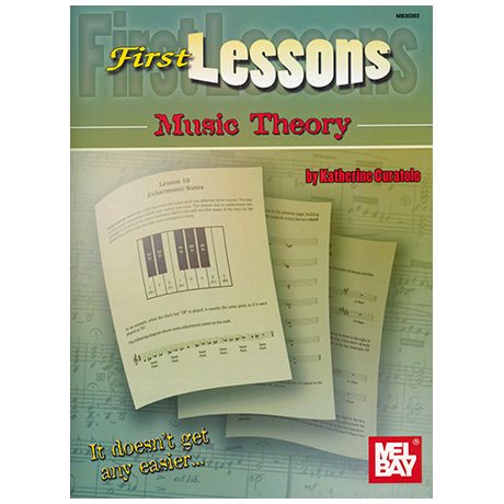 Curatolo, K.: First Lessons Music Theory