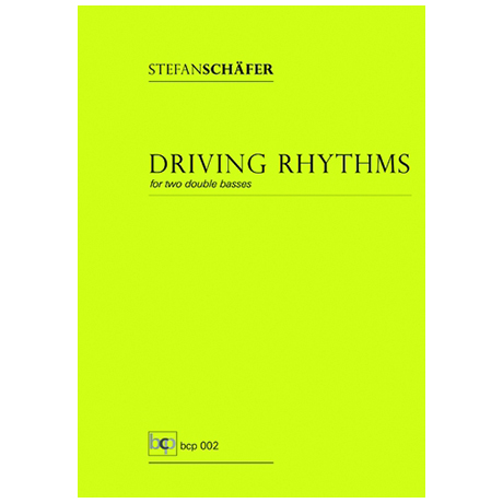 Schäfer, S.: Driving Rhythms