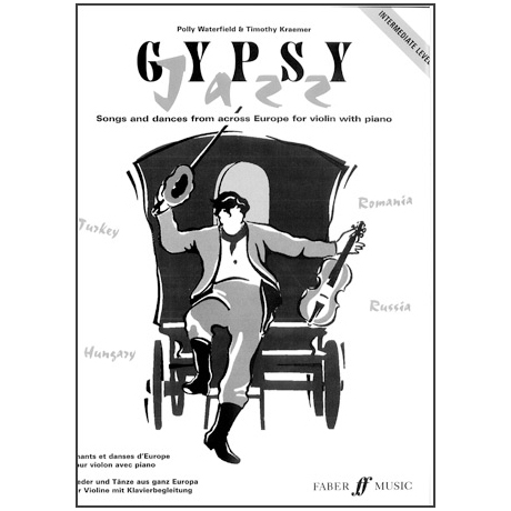 Waterfield, P. / Kraemer, T.: Gypsy Jazz Intermediate Level