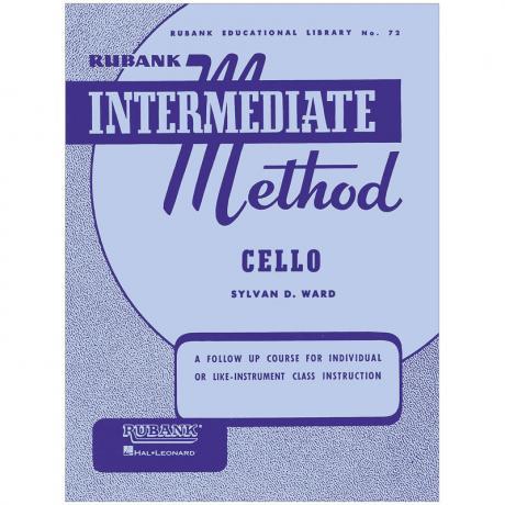 Rubank Intermediate Method for Cello