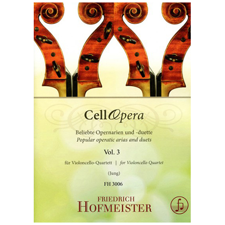Jung, F.: CellOpera Band 3