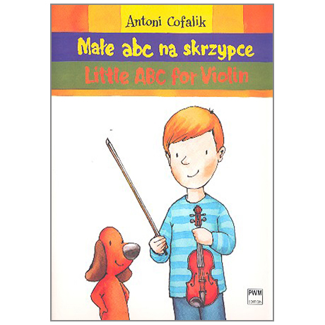 Cofalik, A.: Little ABC for Violin