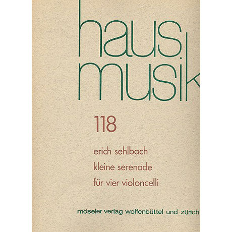 Sehlbach, E.O.: Kleine Serenade