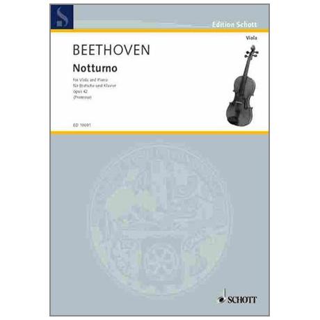 Beethoven, L. v.: Notturno Op. 42