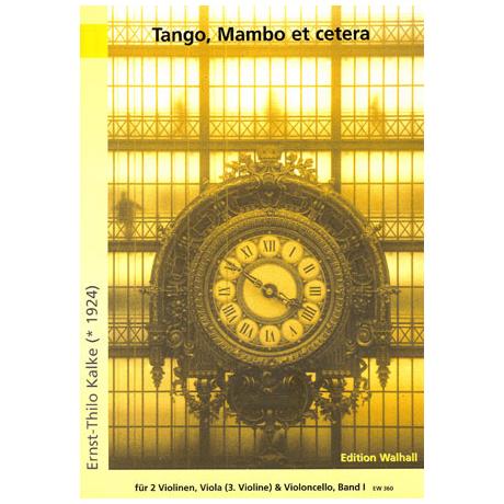 Tango, Mambo et cetera - Band 1