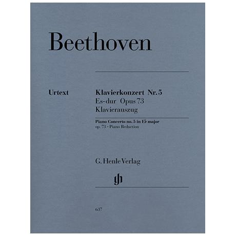 Beethoven, L. v.: Konzert Es-Dur Nr. 5 Op. 73