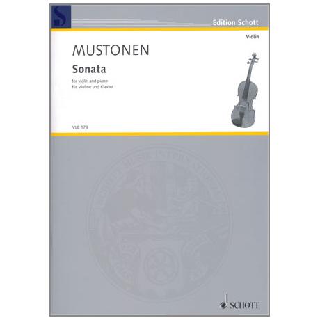 Mustonen, O.: Violinsonata