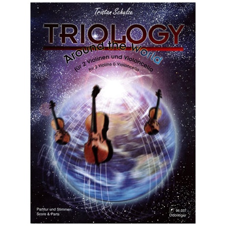 Schulze, T.: Trilogy around the World