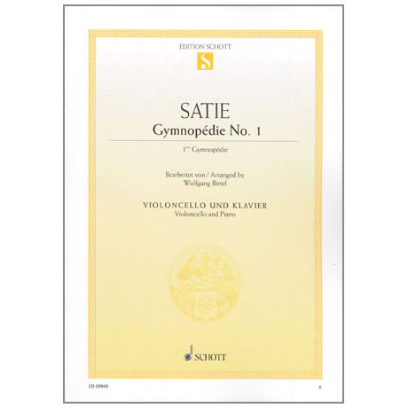 Satie: Gymnopedie Nr.1