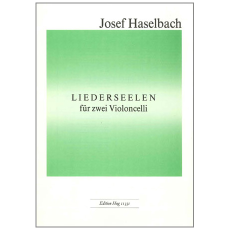 Haselbach, J.: Liederseelen