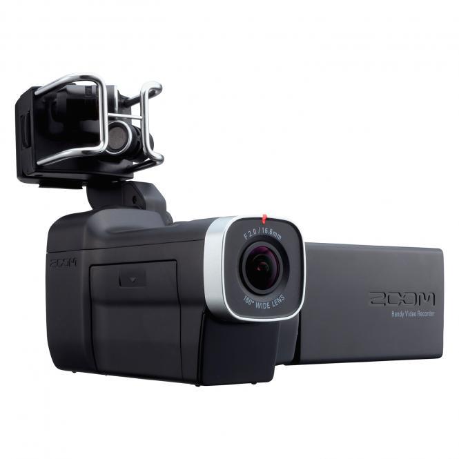 ZOOM Q8 Handy Audio/Video-Recorder