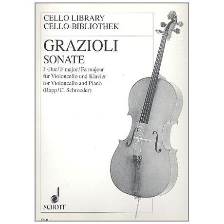 Grazioli, G. B.: Sonate F-Dur