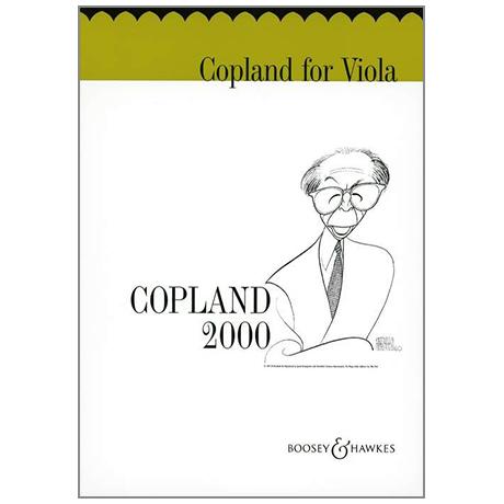 Copland, A.: Copland for Viola - Copland 2000