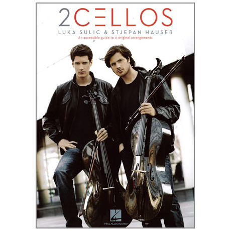 Two Cellos - Luka Sulic & Stjepan Hauser