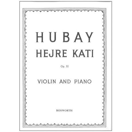 Hubay, J.: Hejre Kati op. 32
