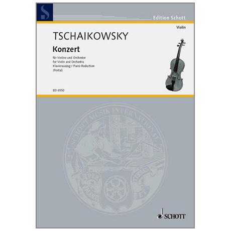 Tschaikowski, P.I.: Konzert D-Dur Op.35