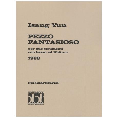 Yun, I.: Pezzo fantasioso
