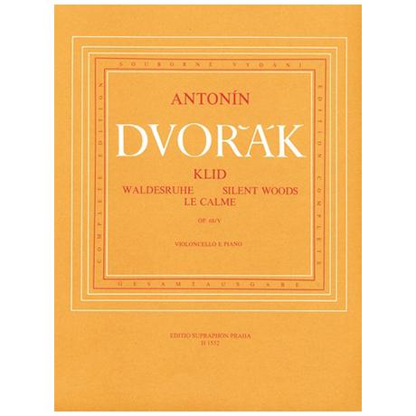Dvořák, A.: Waldesruhe Op. 68/5