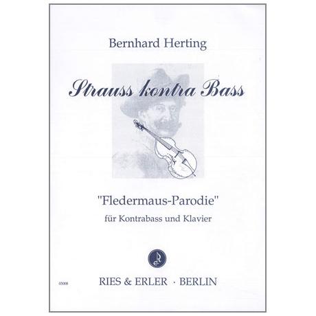 Herting, B.: Strauss kontra Bass