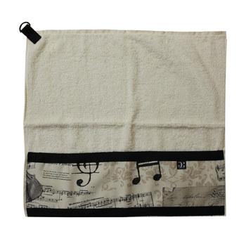 Handtuch Musicale