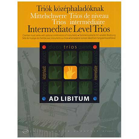 Ad libitum - Mittelschwere Trios