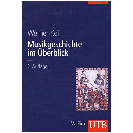 Keil, W.: Musikgeschichte im Überblick