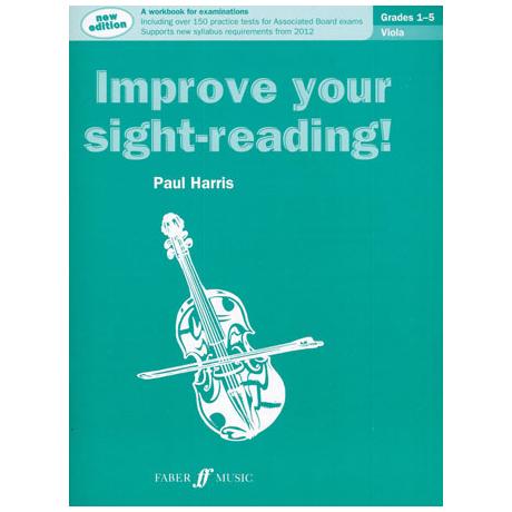 Harris, P.: Improve your sight reading! Grades 1-5