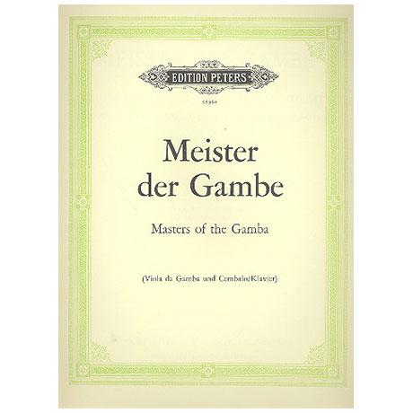 Meister der Gambe
