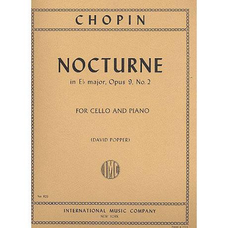 Chopin, F.: Nocturne in Es-Dur op. 9 Nr. 2