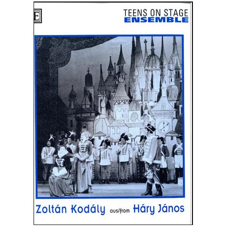 Teens on stage - Kodály, Z.: Háry Janos
