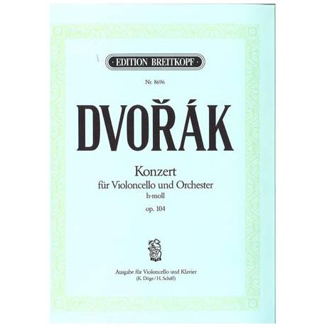 Dvořák, A.: Konzert Op.104 h-Moll