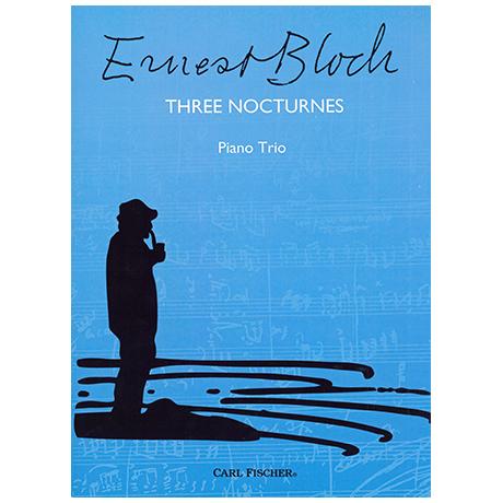 Bloch, E.: 3 Nocturnes