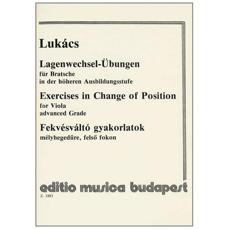 Lukács, P.: Lagenwechselübungen