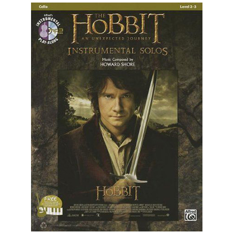 The Hobbit: An Unexpected Journey (+CD)