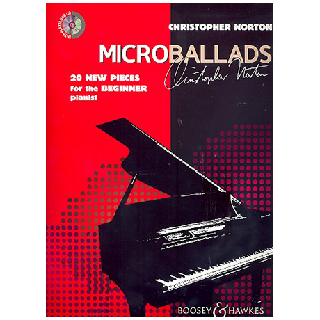 Norton, C.: Microballads (+CD)