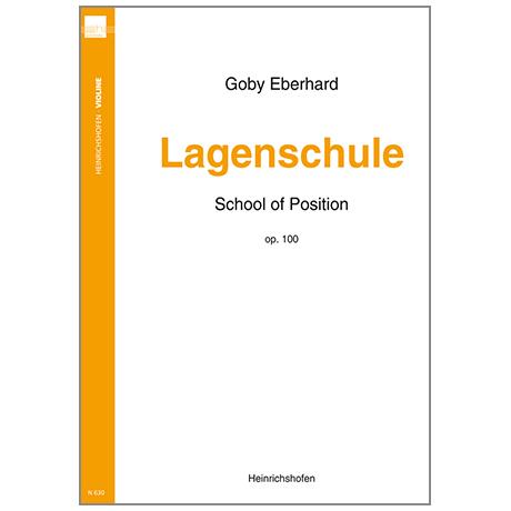 Eberhardt, G.: Lagenschule Op. 100