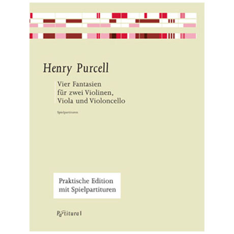 Purcell, H.: Vier Fantasien