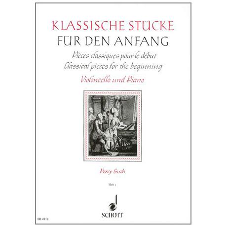 Such, P.: Klassische Stücke für den Anfang Band 1