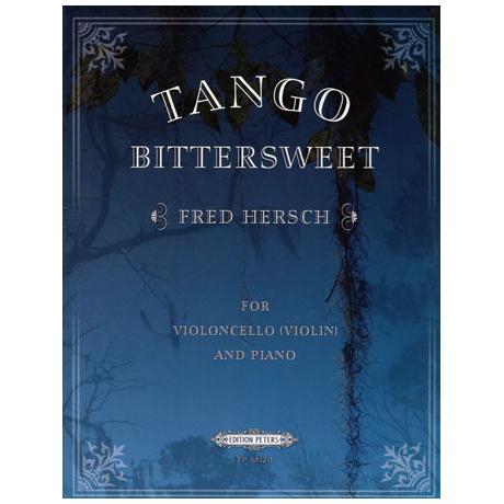 Hersch, F.: Tango Bittersweet